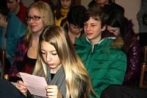 Pedagogickou školu v Berouně navštívili budoucí studenti.
