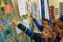 Týden knihoven 2019 v Berouně zahájila i školní družina.