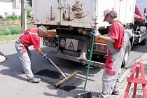 Hořovičtí plánují opravu silnic na celý rok