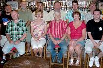 Účastníci vyhlášení Tip ligy