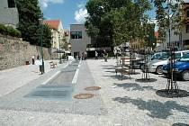 Náměstí Joachima Barranda v Berouně
