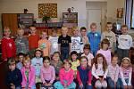 Třída 1. B z Jungmannovy základní školy v Berouně.