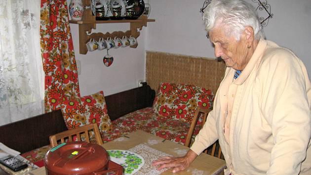 Každodenní cesta pečovatelek Digitusu za seniory