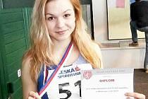 Kateřina Pelichovská má bronz
