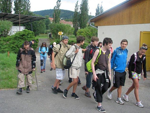 Berounský kemp začal sezónu s novým provozovatelem.