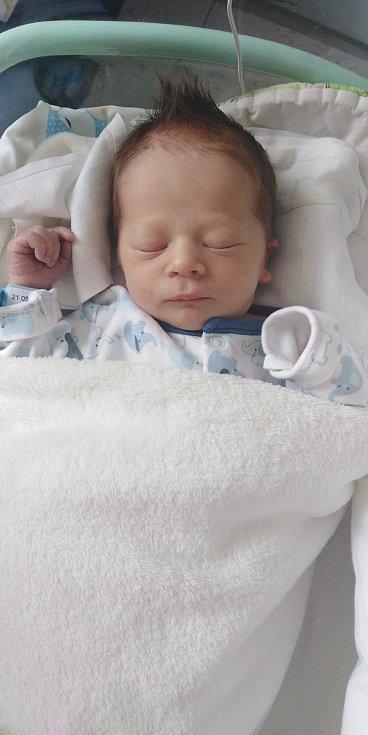 Tomáš Havelka přišel na svět 4. května 2021 ve 14. 08 hodin v čáslavské porodnici. Vážil 2900 gramů a měřil 50 centimetrů. Domů do Čáslavi si ho odvezli maminka Žaneta, tatínek Tomáš a pětiletá sestřička Viktorka.