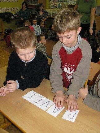 Zápis do 1. tříd v Jungmannově ZŠ v Berouně