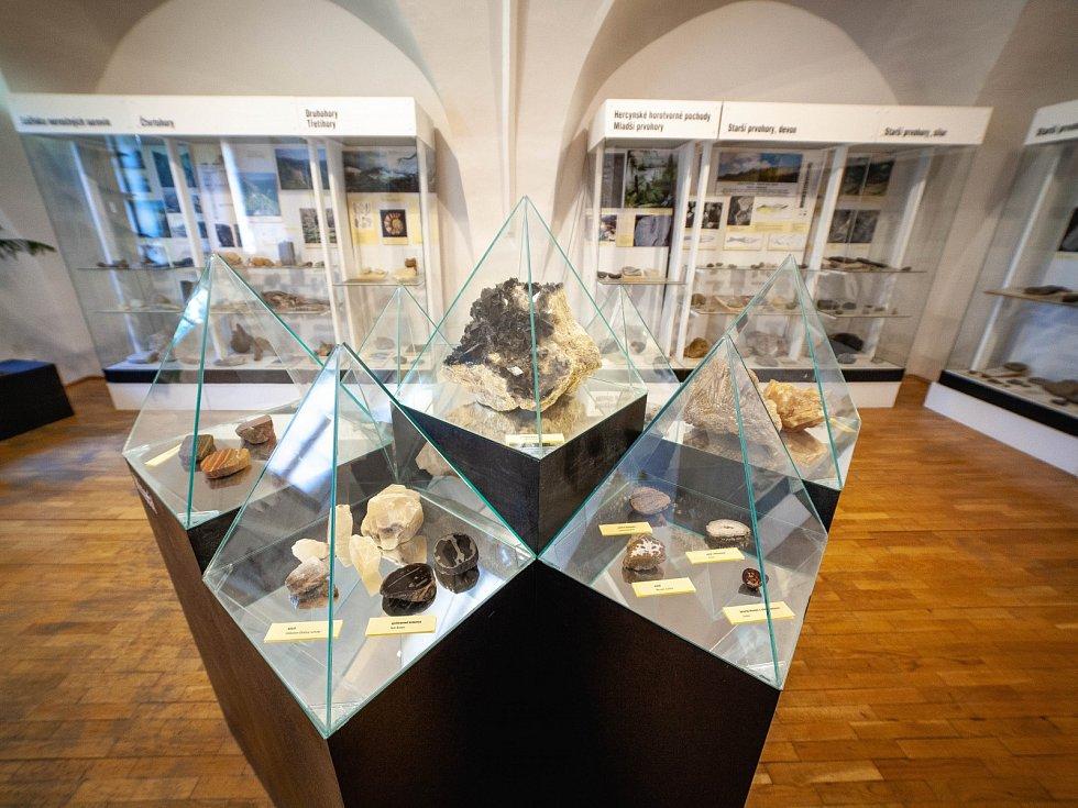 Muzeum Českého krasu v Berouně.