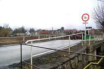 Úprava mostu v Suchomastech začne 4. března
