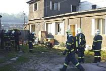 Berounští profesionální hasiči a jejich kolegové z okolních obcí nevyjíždějí pouze k požárům, ale také k řadě technických zásahů a dopravních nehod.