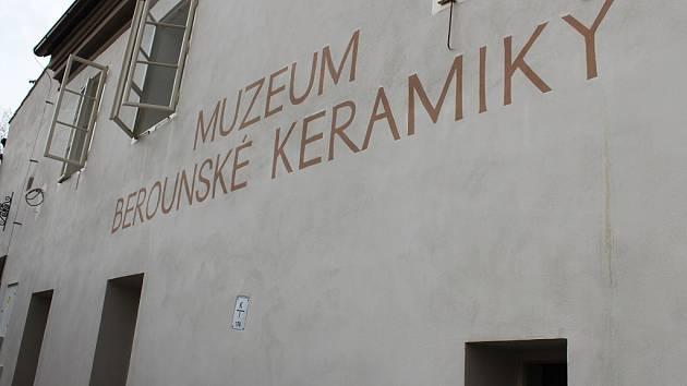 Muzeum keramiky v Berouně.
