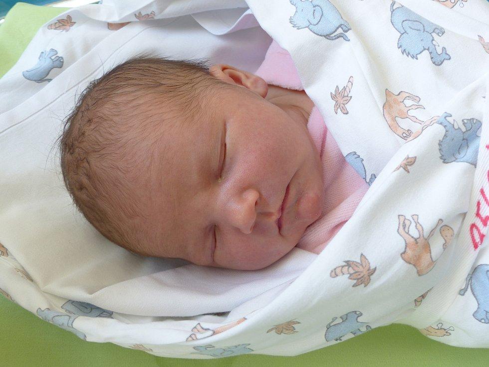 Klára Dušková se narodila 29. května 2021 v kolínské porodnici, vážila 3560 g a měřila 50 cm. Do Kutné Hory - Malína odjela se sestřičkou Terezkou (3.5) a rodiči Lucií a Janem.