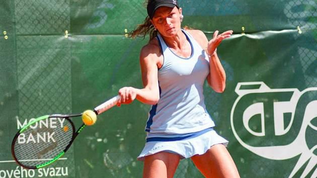 Tenistka Jesika Malečková.