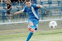 Milan Petr - FK Králův Dvůr.