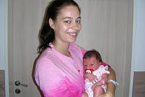 DOBŘICHOVICKÝM rodičům Timee a Lukášovi se 9. 9.2016 narodilo první miminko, dcera Mia Ryšavá. Mia vážila po porodu 3,26 kg a měřila 47 cm.