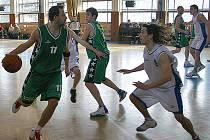 Berounští basketbalisté zdolali Sokolov 97:71
