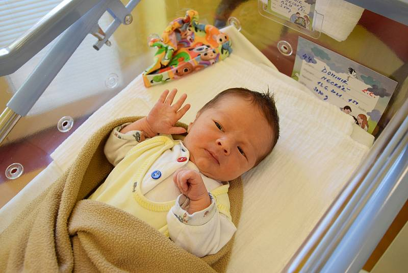 Dominik Neckář se Kateřině Hlaváčkové a Michalu Neckářovi narodil v benešovské nemocnici 13. června 2021 v 1.52 hodin, vážil 3070 gramů. Doma v Chotýšanech na něj čekal bratr Jakub (3).