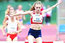 V letošním roce si úspěšně vyzkoušela berounská atletka novou disciplínu.