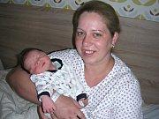PÁTÝ ČLEN přibyl 19. listopadu 2017 do rodiny Lucie a Františka Kozlových z Kublova. Je to kluk, dostal jméno František, po porodu vážil pěkných 4,07 kg a měřil 51 cm.