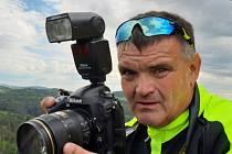 Fotograf Pavel Paluska.