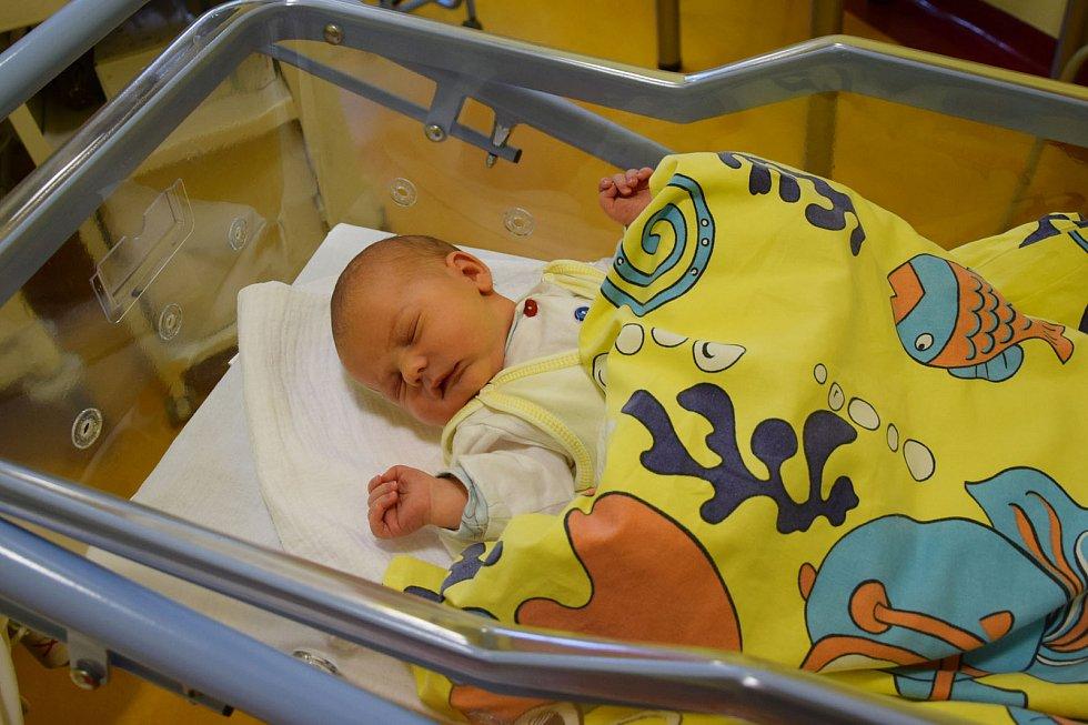 Jakub Richter se Evě Somrové a Pavlu Richterovi narodil v benešovské nemocnici 11. května v 16.05 hodin, vážil 3860 gramů. Bydlištěm rodiny je Poříčí nad Sázavou.