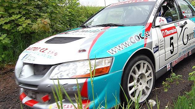 Na Fuchs Oil Rallye Příbram se opět představí téměř celá česká špička.