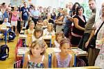 Začátek školního roku 2015 Králův Dvůr