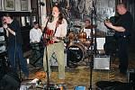 Josef Pavlíček Blues Band vystoupili v pivovaru Berounský medvěd