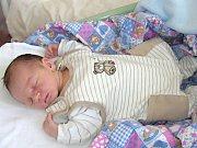 MARTIN Šebek prvně pohlédl na svět 14. července 2017 a křestní jméno má po tatínkovi. Martínek vážil po narození 3,40 kg a měřil rovných 50 cm. Novopečení rodiče, Romana Schovánková a Martin Šebek si své prvorozené štěstí odvezli domů do Neřežína.
