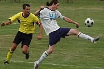Finále okresního poháru: Nižbor - Drozdov 2:0