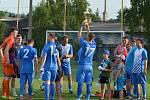 Finále poháru se hrálo v Tlustici.