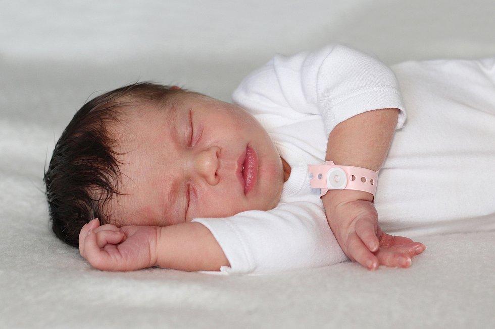 Ester Procházková se narodila 10. července 2021 v Příbrami. Vážila 3360g a měřila 49cm. Doma v Lešeticích ji přivítali maminka Michaela, tatínek Jan a pětiletý Oliver.