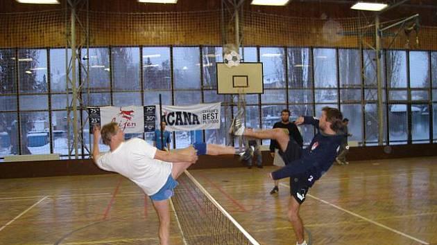 Nohejbalový turnaj Hořovice