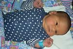 NEJHODNĚJŠÍ chlapeček se narodil 11. dubna 2018 Janě Hazukové a Romanovi Řezníčkovi z Chlustiny. Syn dostal jméno Honzík Řezníček a na svět přišel s váhou 3,76 kg. Kočárek s bráškou bude vozit sestřička Terezka Řezníčková (9).