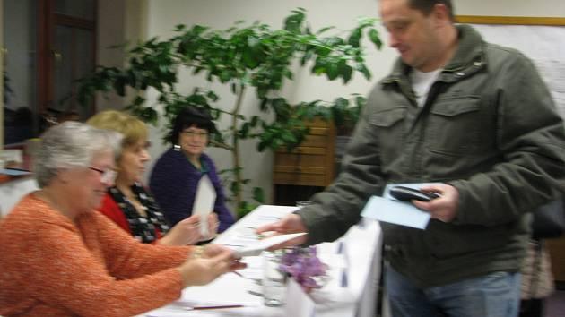 Prezidentské volby v Hudlicích