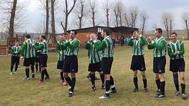 Fotbal: Chyňava vyhrála v Chodouni