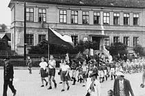 TJ Sokol Komárov má bohatou historii.