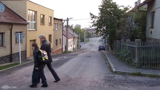 Dolní ulice