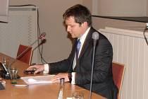 Zastupitelstvo v Berouně, Šárka Endrlová rezignovala na post starostky