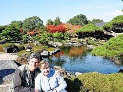 Romana a Pavel Číhalovi se chystají do Japonska.