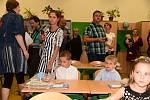 Ze zahájení školního roku 2019/2020 v Králově Dvoře.