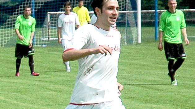 David Pergl - FK Komárov.