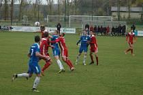 Divize: Hořovicko - Petřín Plzeň 0:3