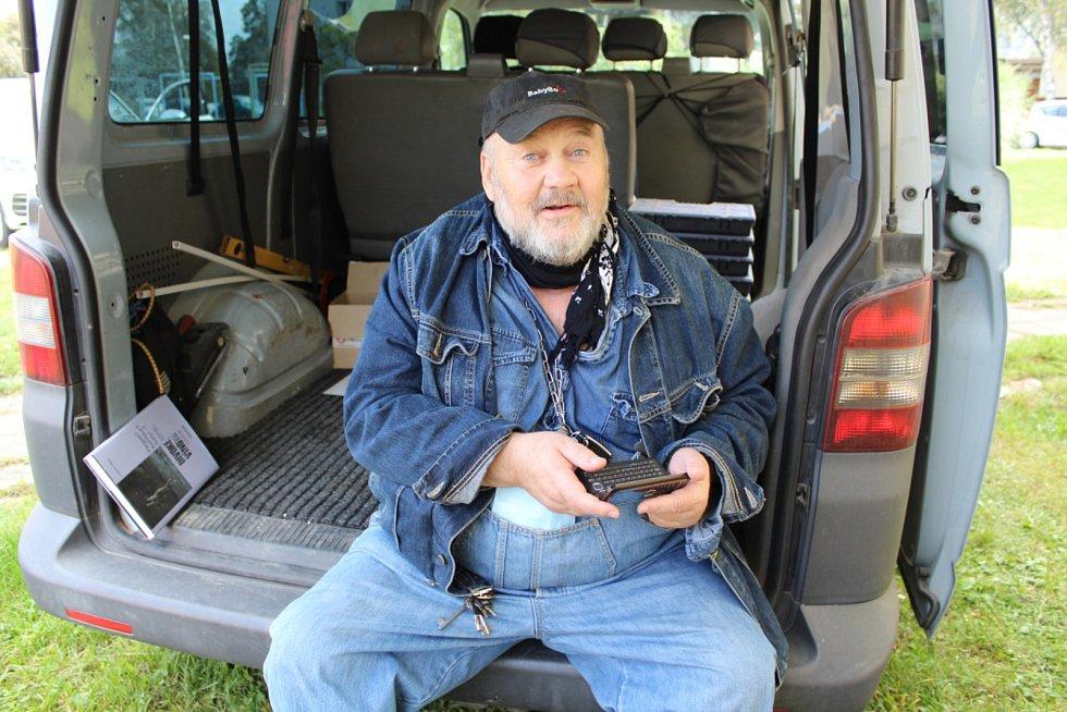 Ludvík Hess je spokojený. V Berouně ve čtvrtek slavnostně otevřeli jeho 72. babybox.