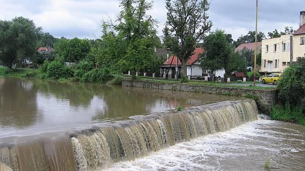 Lochovice Litavka - sobota 6. srpna 12.40 hodin