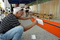 Berounští veslaři slavili 10. výročí
