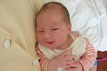 Prvorozenou dcerušku Simonku přivedla na svět maminka Petra Dykastová 28. června. V ten den Simonce sestřičky v porodnici navážily krásných 3,97 kg a naměřily 51 cm. Tatínek Petr čeká na svoje děvčata doma v Králově Dvoře.