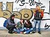 Berounu pomáhá v boji proti graffiti veřejnost