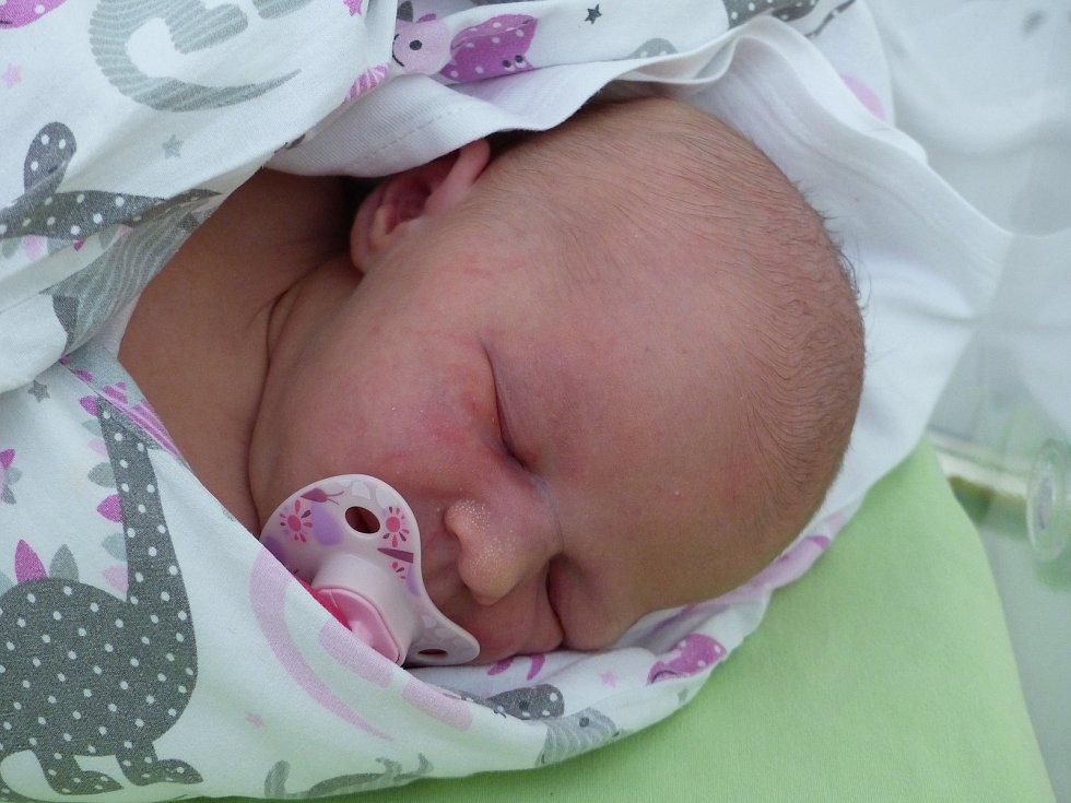 Viktorie Horáčková se narodila 16. června 2021 v kolínské porodnici, vážila 3580 g a měřila 50 cm. Ve Svatém Mikuláši ji přivítali sourozenci Adámek,  Nelinka a rodiče Andrea a Josef.