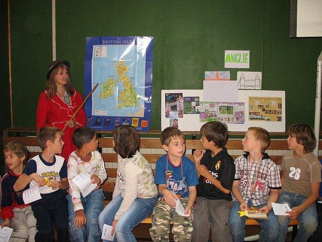 Osovští žáci se seznamovali se státy Evropské unie